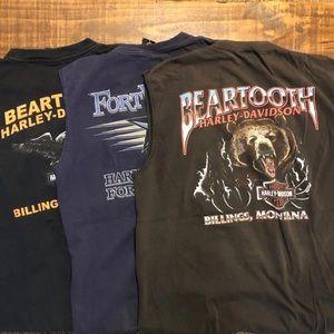 Harley Davidson Shirt Bundle